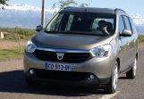 Dacia Lodgy 2016