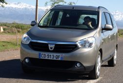 Dacia Lodgy 2016