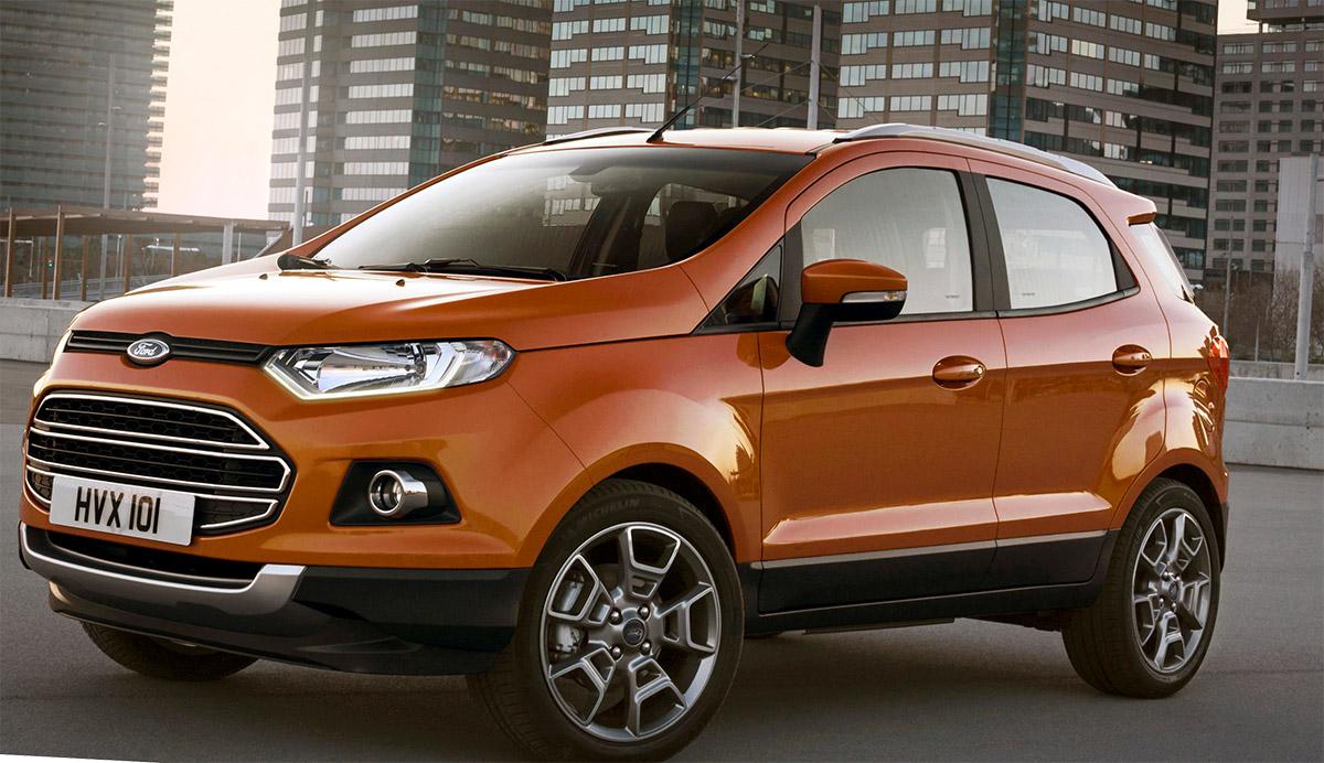 nouveau ford ecosport