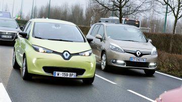 Renault en conduite autonome
