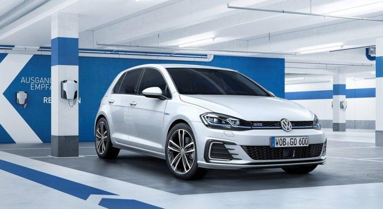 VW golf R 2017 white