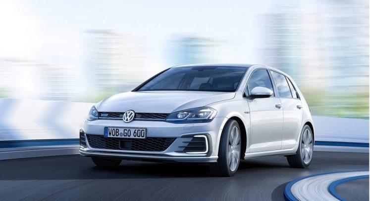 VW golf R 2017 blanche