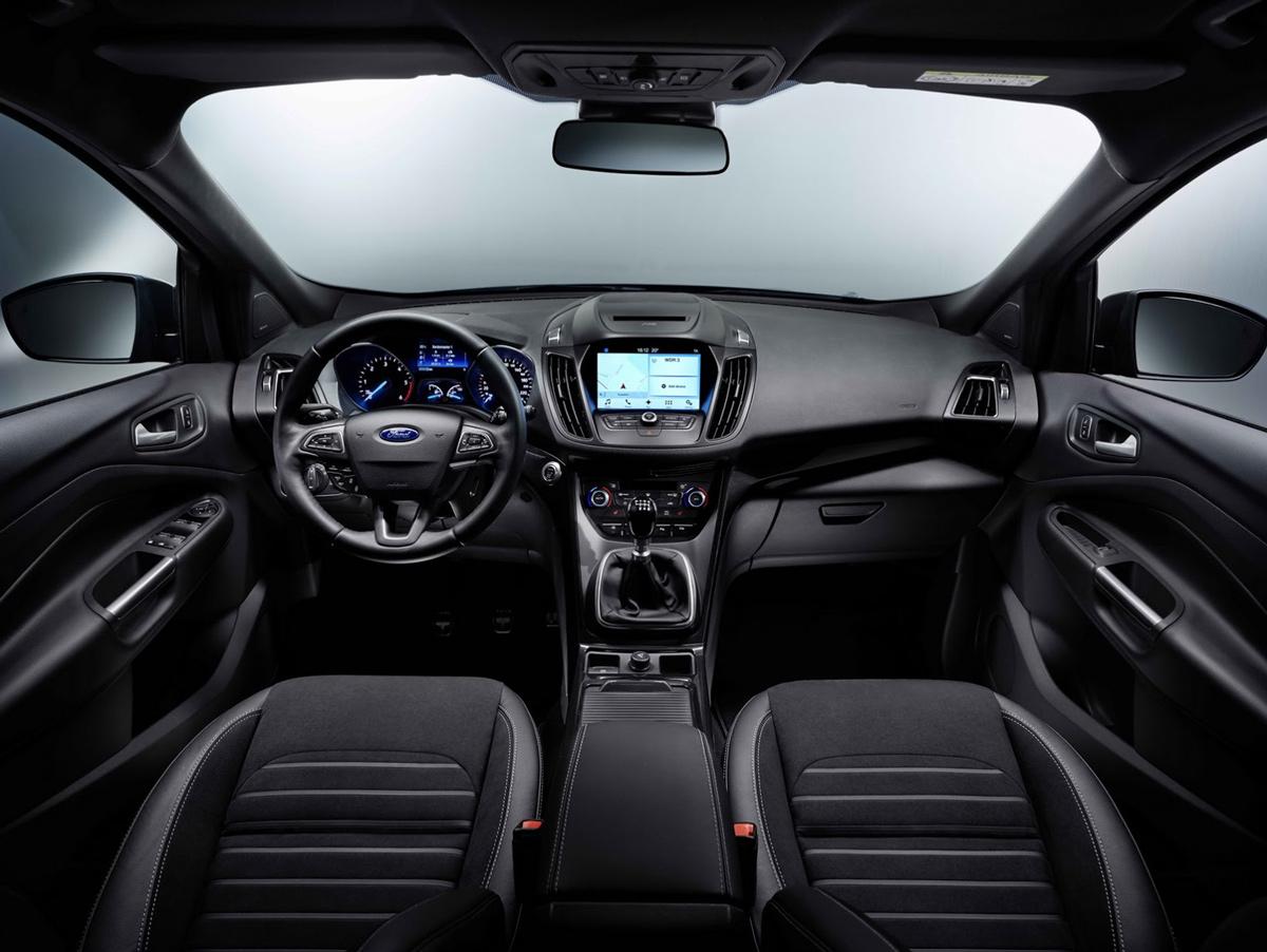 nouveau-Ford-Kuga-2017-multimedia