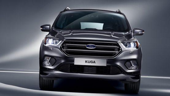 nouveau ford kuga 2017