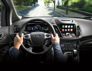 volant ford c max 2017