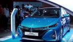 Toyota Prius hybride 2017