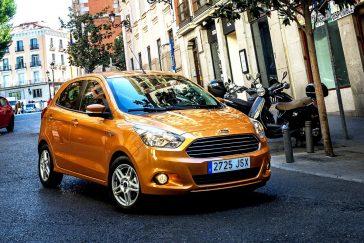 Future Ford ka+ 2017