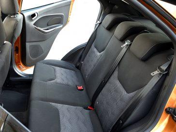 interieur ford ka+