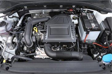 moteur skoda octavia 2017