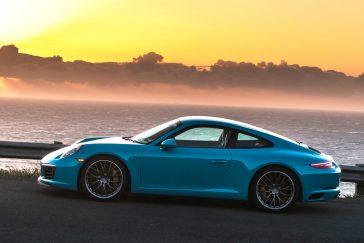 Future Porsche 911 gts 4 2017