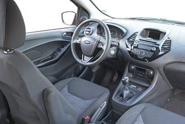 nouveau ford ka interieur ecran