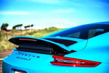 nouvelle carrera 911 4gts 2017