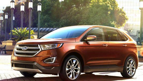 Futur Ford edge 2017