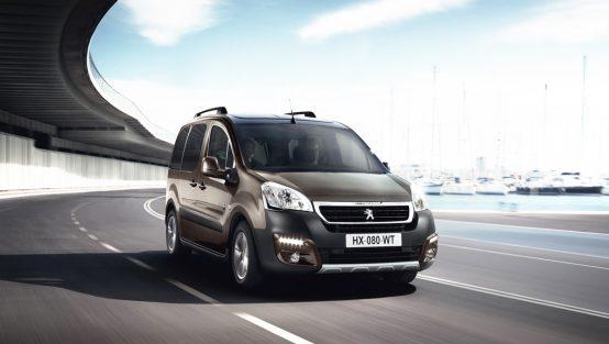 Peugeot Partner 2017