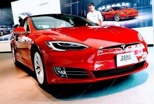 voiture Tesla moins chère