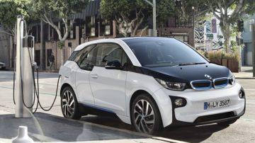 Voiture électrique pas chère BMW I3
