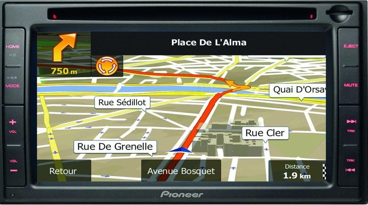 GPS-embarqué