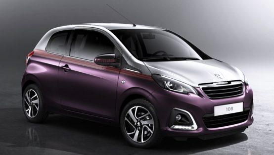 Future Peugeot 108