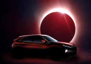 SUV Mitsubishi Eclipse Cross 2017