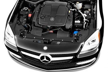 moteur mercedes slk