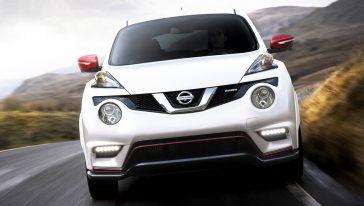 Nissan Juke 2017 en photos