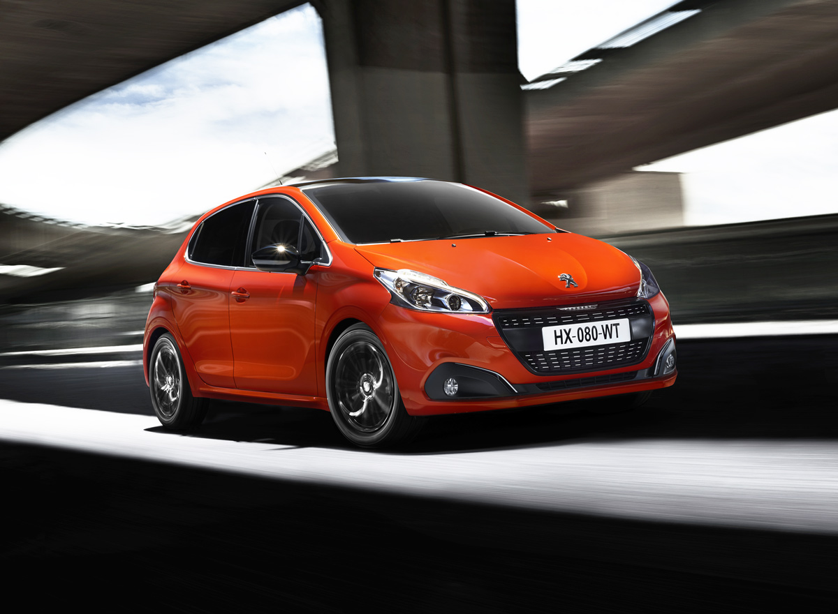 Futur Peugeot 208 photos