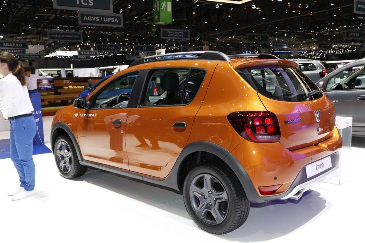 Série Limitée Dacia Explorer