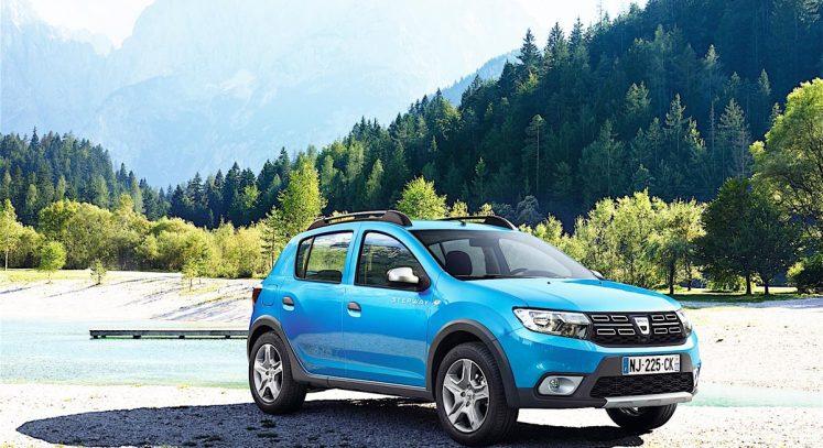 Dacia GPL 2017