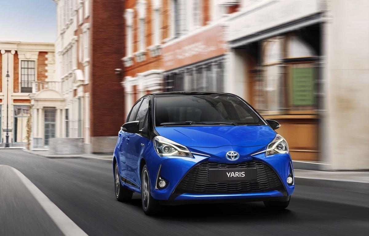nouveau Toyota Yaris