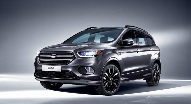 Nouveau Ford Kuga ST line