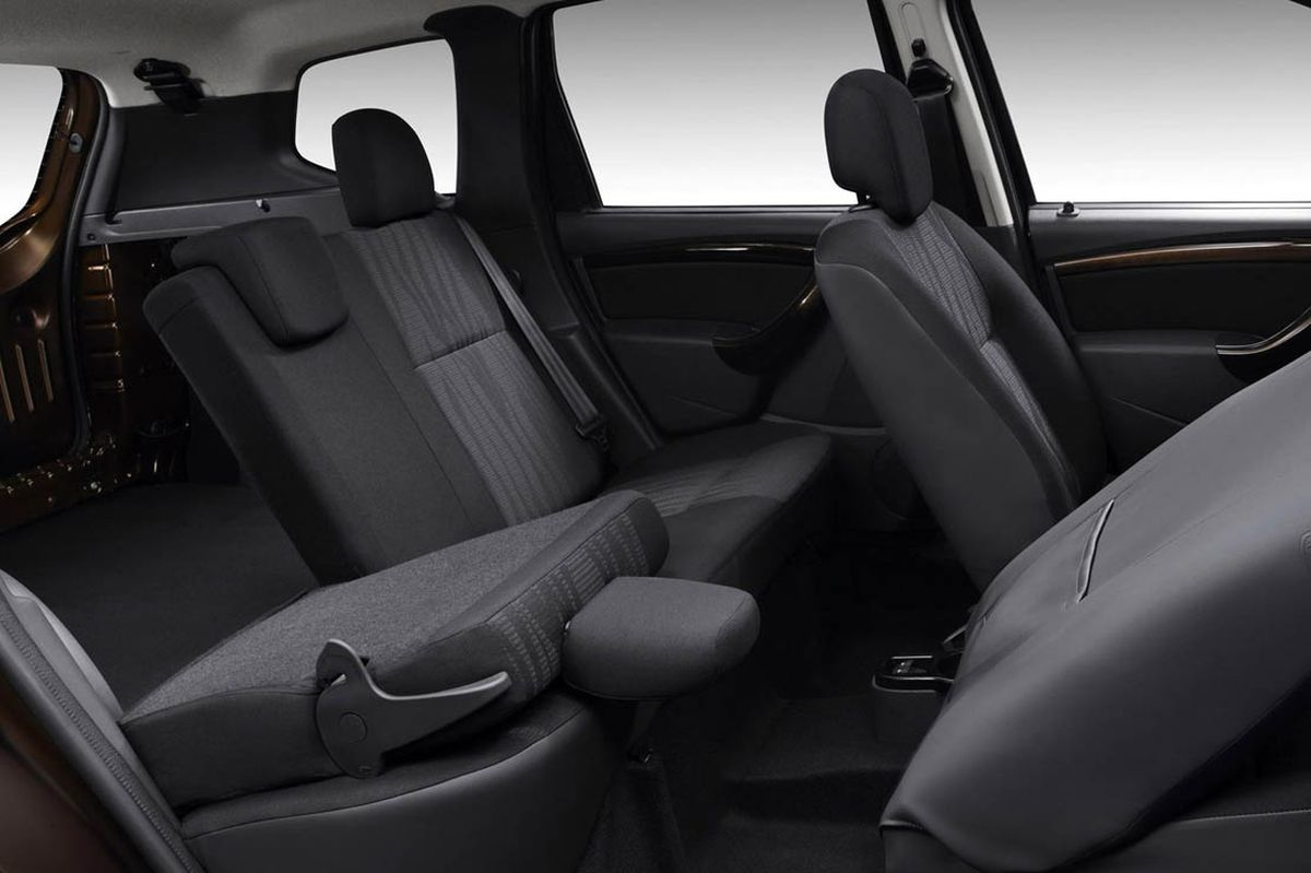 Dacia Duster 2018 sièges