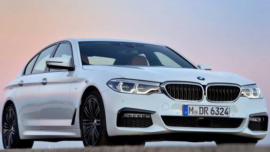Future BMW Série 5