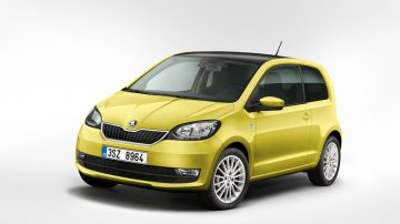 Photos Skoda Citigo 2017