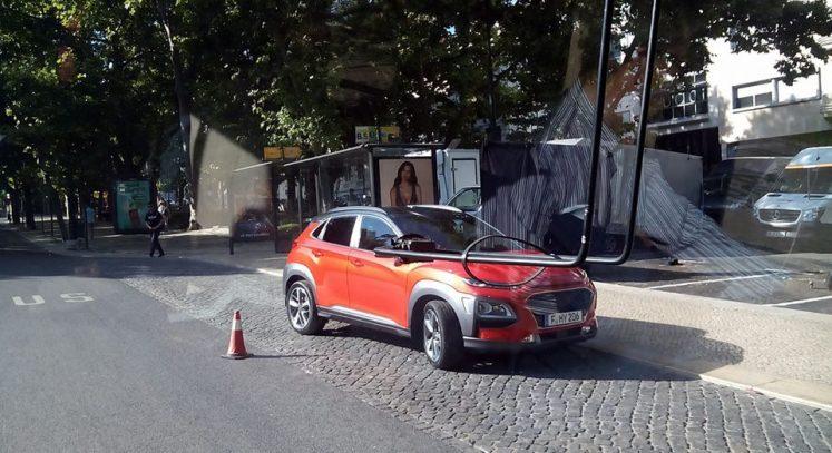 futur SUV Hyundai Kona