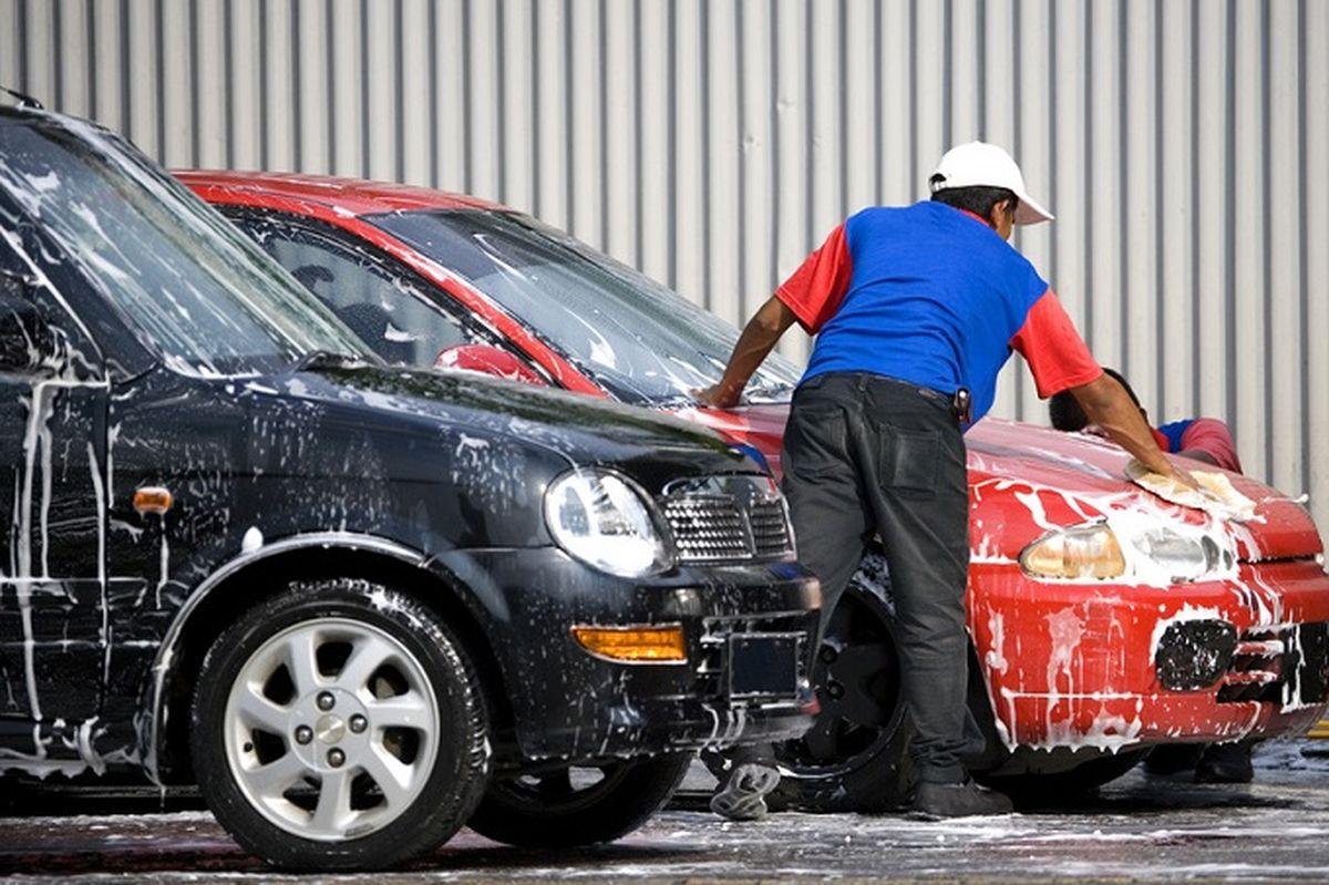 lavage auto