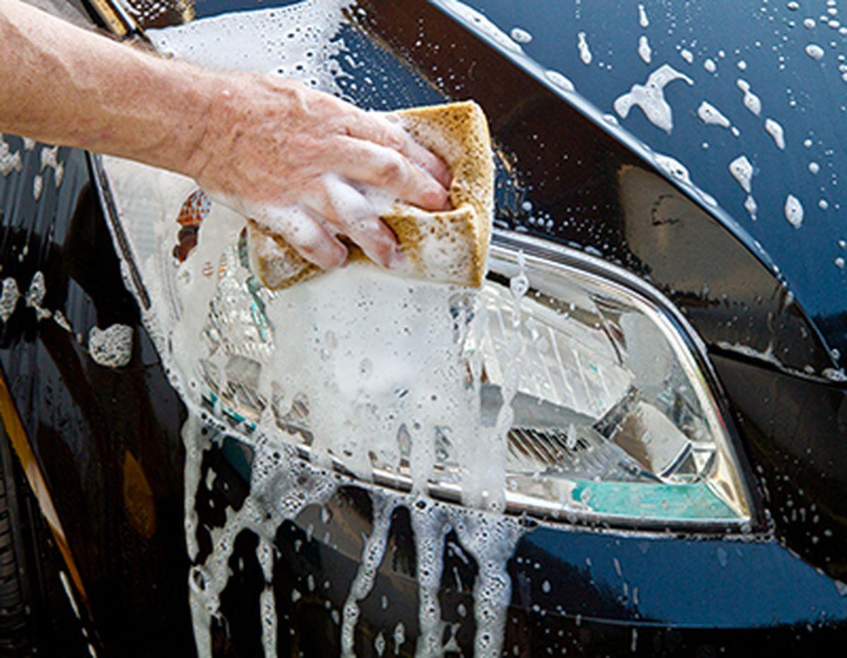 lavage optiques auto