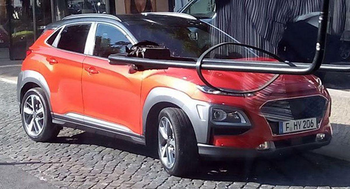 nouveau Hyundai Kona 2018