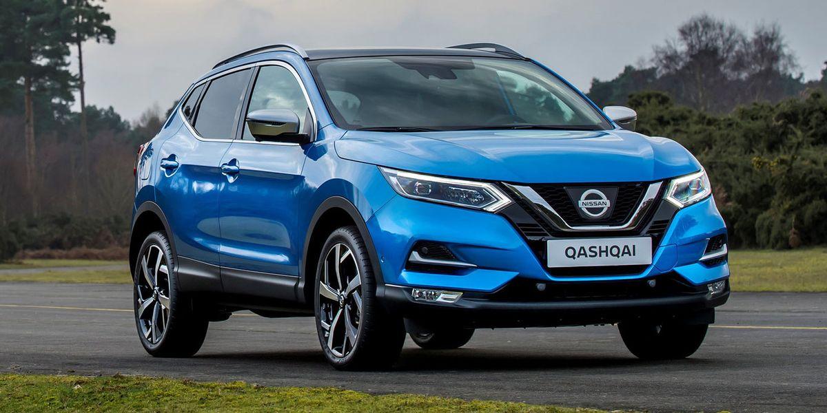 nouveau Nissan Qashqai 2018