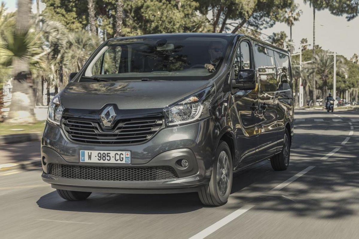 nouveau Renault Trafic SpaceClass