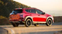 Toyota RAV4 2017 photos