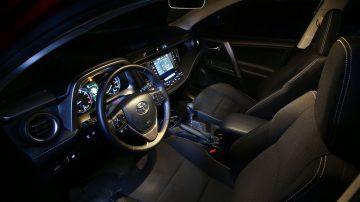 nouvelle Toyota RAV4 2017