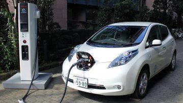 Voiture électrique Dacia