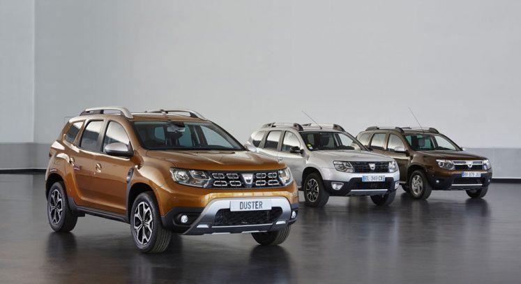 Dacia Duster 2 2017