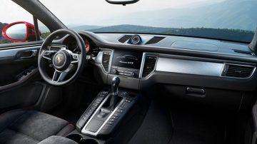 Porsche Macan 2018 intérieur