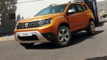 Prix Dacia Duster automatique 2017