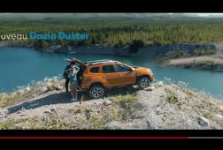 Musique Pub Dacia Duster 2 2017