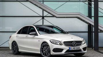 nouvelle Mercedes Classe C 2018