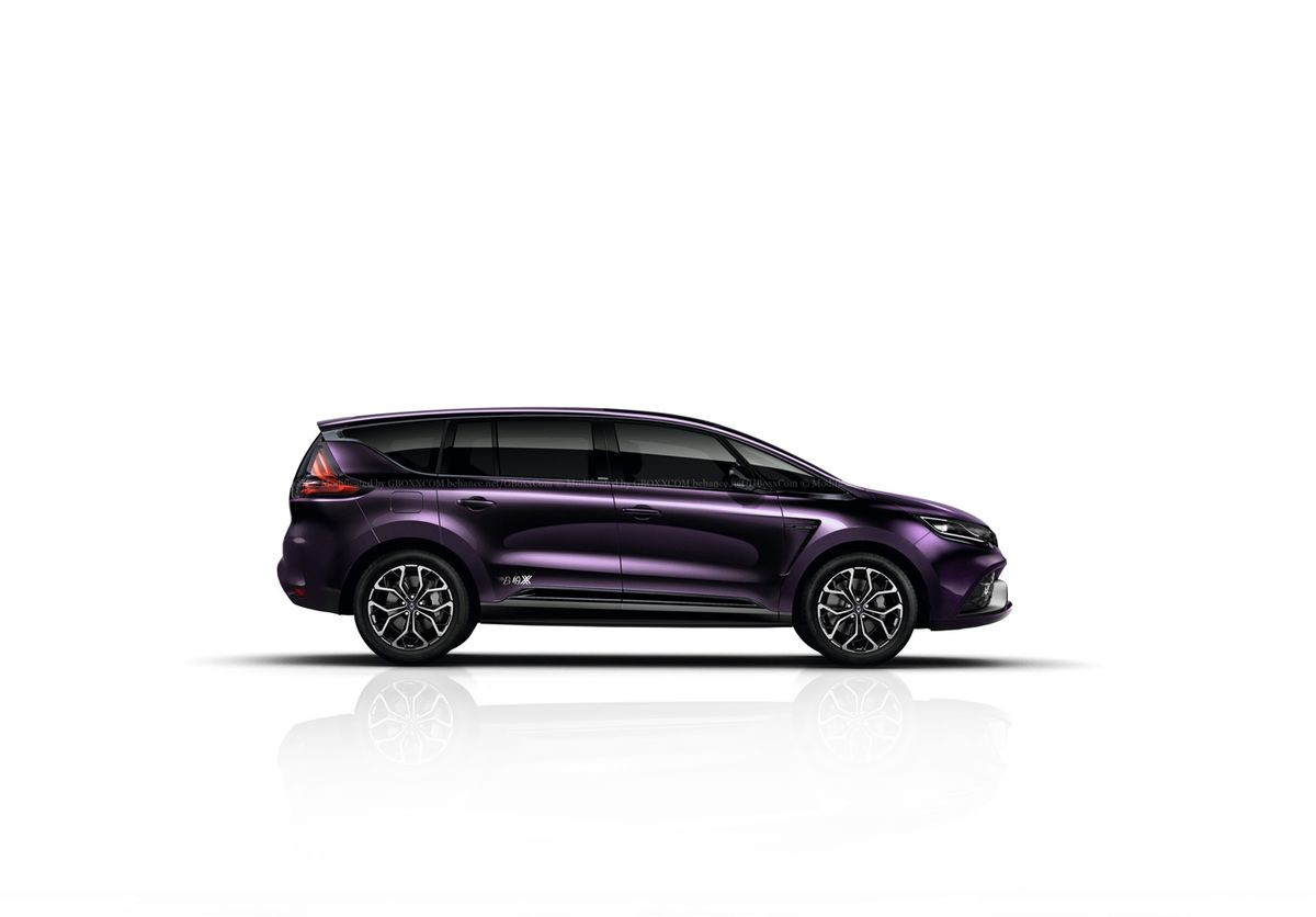 Renault Espace RS image