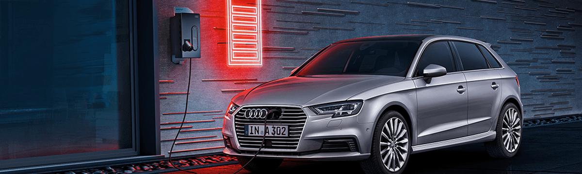 Publicité Audi A3 e-tron 2017