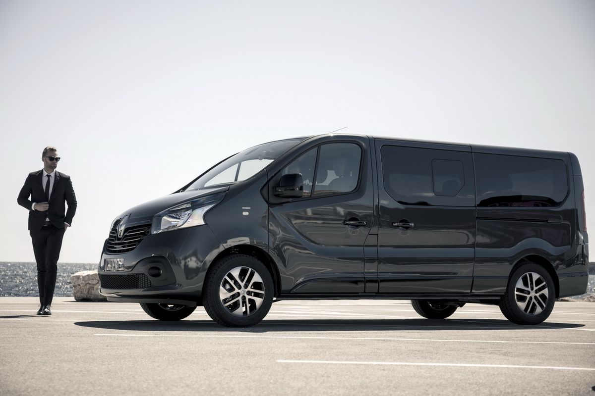 Renault TRAFIC SpaceClass Escapade 2017